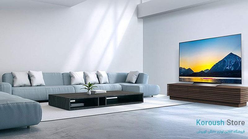 تلویزیون شیائومی 65 اینچی مدل L65M5-5ASP Mi LED TV 4S