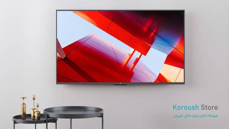 تلویزیون شیائومی 43 اینچی مدل L65M5-5ASP Mi LED TV 4S