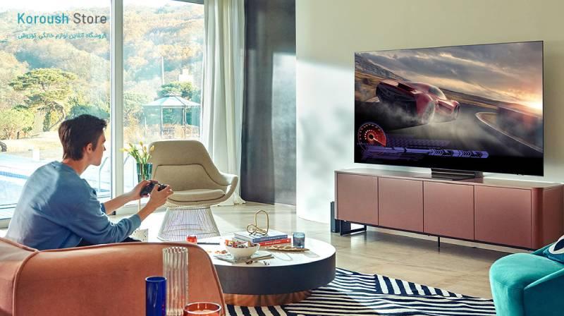 بهترین تلویزیون هوشمند برای گیمر ها [آپدیت 2021]