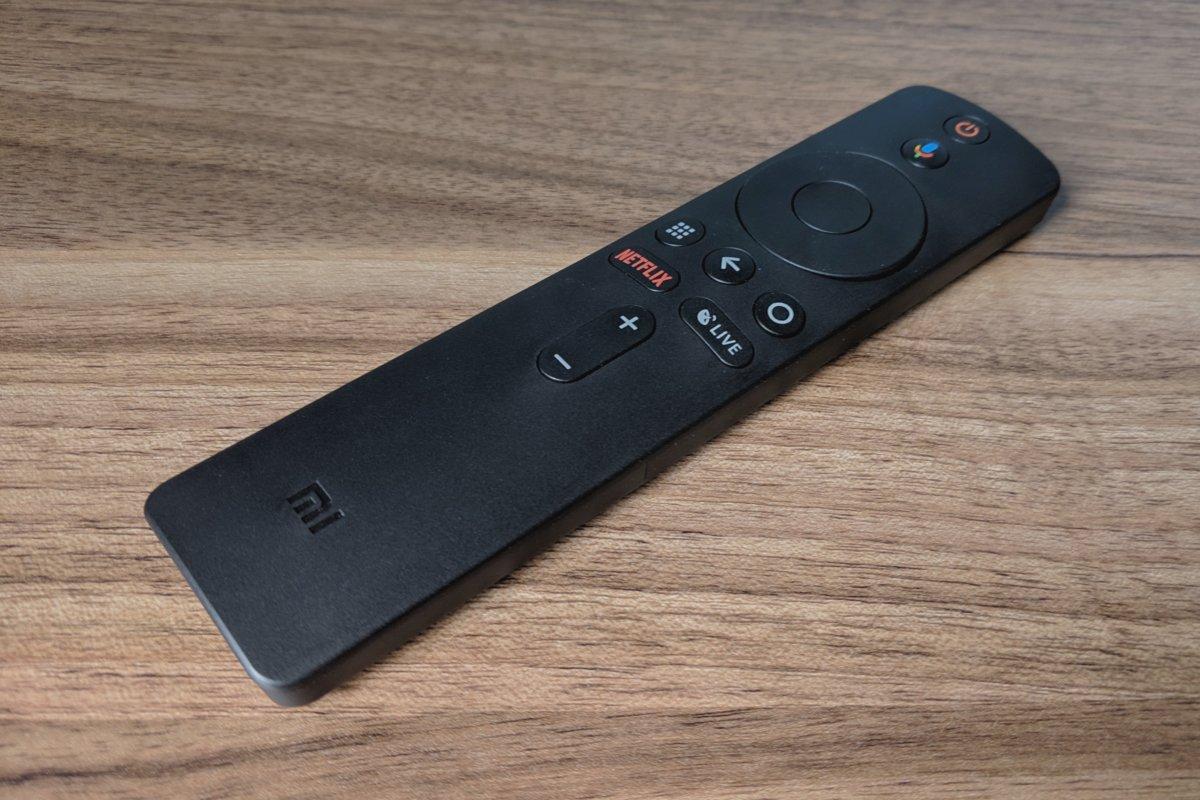 ویژگی های ریموت کنترل تلویزیون شیائومی
