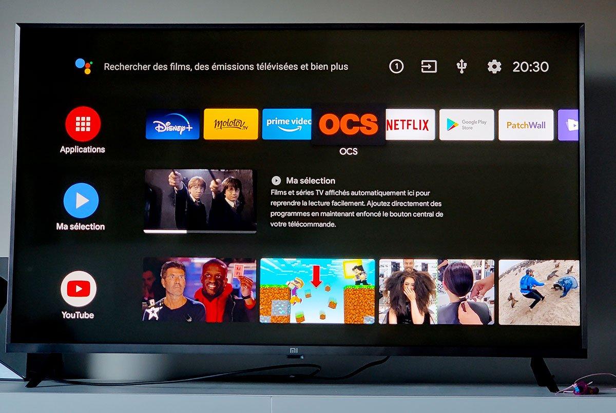 بررسی تلویزیون هوشمند شیائومی 4s