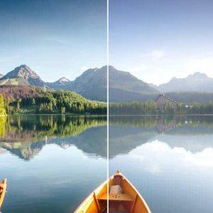 فناوری HDR :مشاهده حیرت انگیز ترین رنگ ها