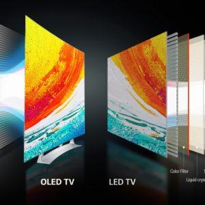 بررسی تلویزیون ها LED ، LCD و OLED
